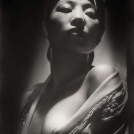 Anna May Wong by Hurrell, 1938