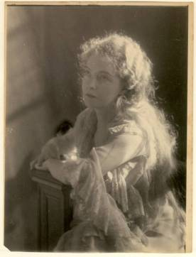 Lillian Gish by Doris Ulmann, 1930