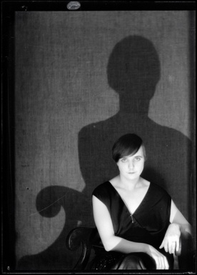 Nelly van Doesburg by Man Ray, 1925