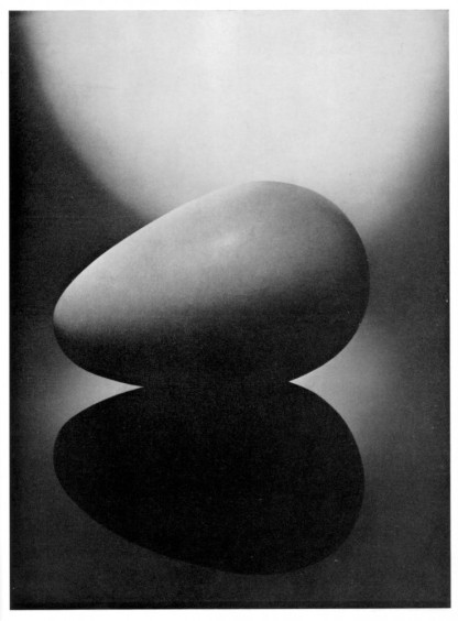 The Beginning of the World by Brancusi, 1924