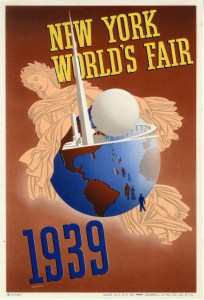 Ephemera from the Collection on the 1939-1940 New York World's Fair.  Museum of the City of New York, X2013.156.6024.